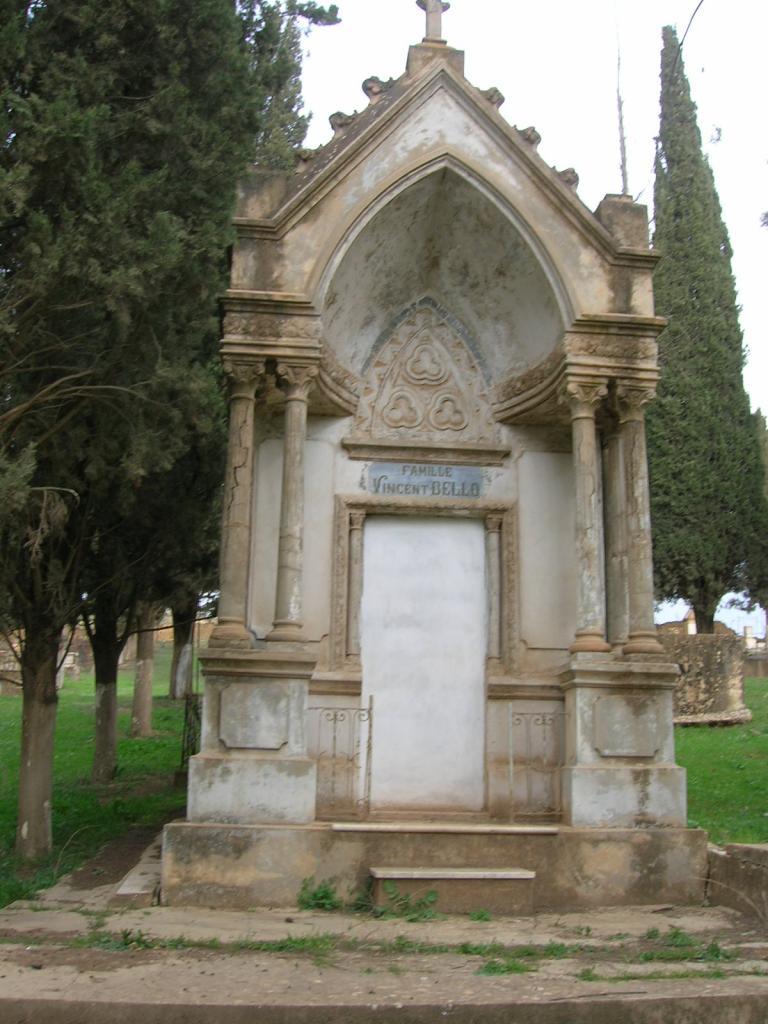 Cimetière de Tiaret